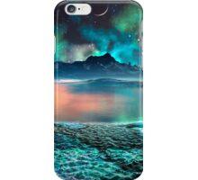 Peach Melba Lake iPhone Case/Skin