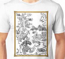 Kooky Animals Unisex T-Shirt