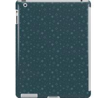 Pixels #02 ( blue / blue ) iPad Case/Skin