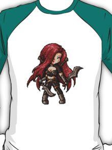 Katarina, The Pixel Blade T-Shirt