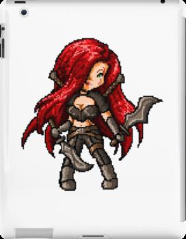 Katarina, The Pixel Blade by Pixel-League