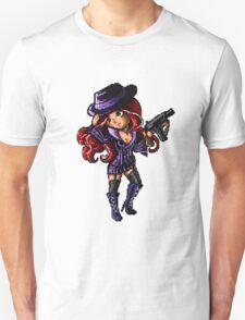 Pixel Mafia Miss Fortune Unisex T-Shirt