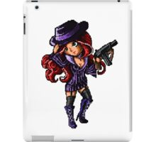 Pixel Mafia Miss Fortune iPad Case/Skin
