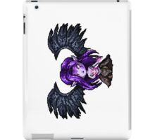 Morgana, The Fallen Pixel iPad Case/Skin