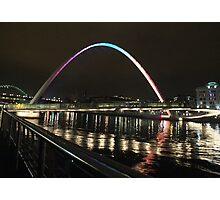 The Millennium Bridge Photographic Print