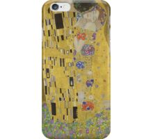 Klimt The Kiss iPhone Case/Skin