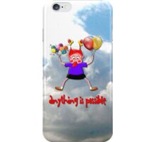 Anything is Possible iPhone case iPhone Case/Skin