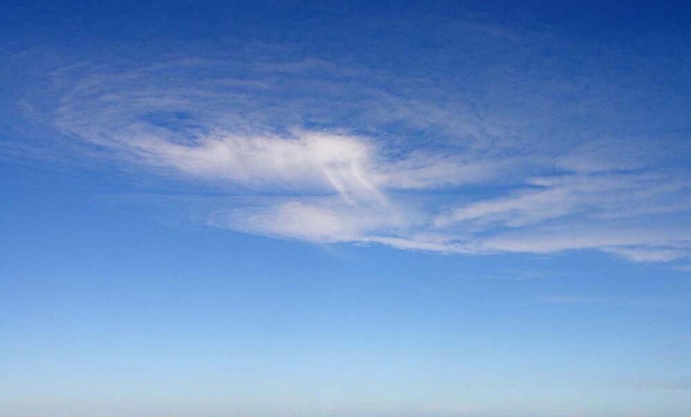 Interesting sky by georgieboy98