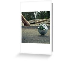 Disco is dead 2 Greeting Card