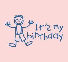 It's my birthday - Boy Kids Clothes
