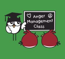 Anger management course/class by LaundryFactory
