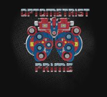 Optometrist Prime by WUVWA