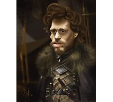 Robb Stark Photographic Print