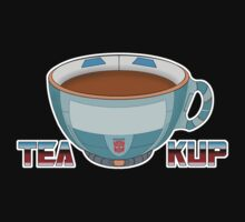 Tea Kup by WUVWA