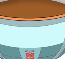 Tea Kup Sticker