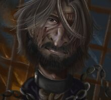 Jaime Lannister by JenSnow