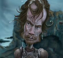 Theon Greyjoy by JenSnow
