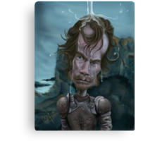 Theon Greyjoy Canvas Print