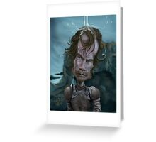 Theon Greyjoy Greeting Card