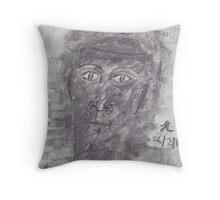 Zulu Friend Throw Pillow