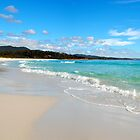 Bay of Fires Tasmania by Glen Johnson