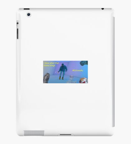 Stoma Bling iPad Case/Skin