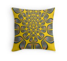 Retro Vision Throw Pillow