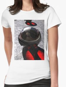 Pristine Womens Fitted T-Shirt