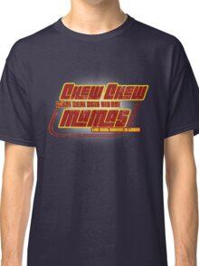 CHEW CHEW MAMAS Classic T-Shirt