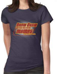 CHEW CHEW MAMAS Womens Fitted T-Shirt