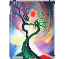Dancing Tree Spirits iPad Case/Skin