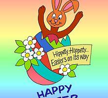 HAPPY EASTER 01 by RainbowArt