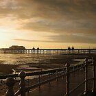 Atardecer en Brighton by RJ-Salazar