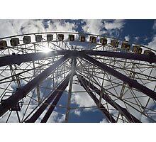 Ferris Wheel - Geelong Photographic Print