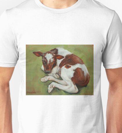Bendy New Calf Unisex T-Shirt