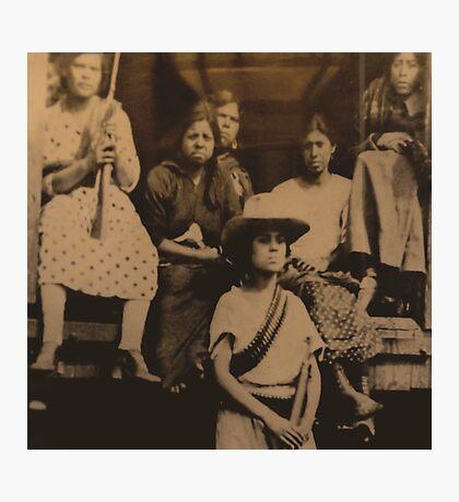 Female Revolutionaries Photographic Print