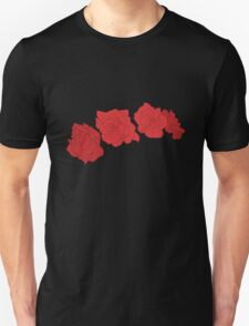 Flowers In Their Hair Unisex T-Shirt