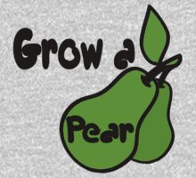 Grow a Pear by NumberIX