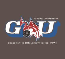Gygax University by cfdunbar