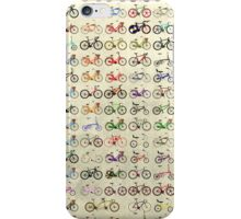 Bikes iPhone Case/Skin