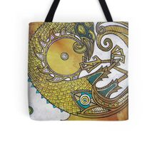 Clutch Tote Bag