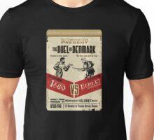 Iago vs Hamlet ver 2 Unisex T-Shirt