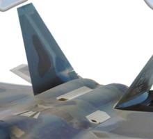 F-22 Raptor Sticker