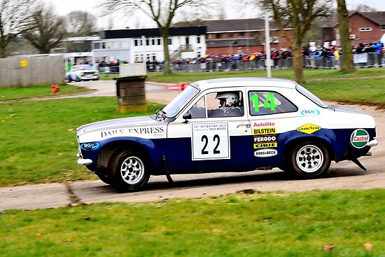 Escort MK1 RS1600 by Willie Jackson