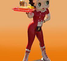 1932 Betty Boop by DaveKoontz