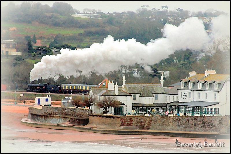 Steaming By  by Beverley Barrett