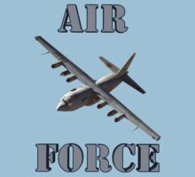 Air Force C-130 by flyoff