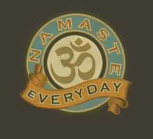 Namaste Everyday by Mare7221