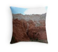 Kodachrome State Park,UT Throw Pillow