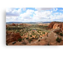 Kodachrome State Park,Utah,USA Canvas Print